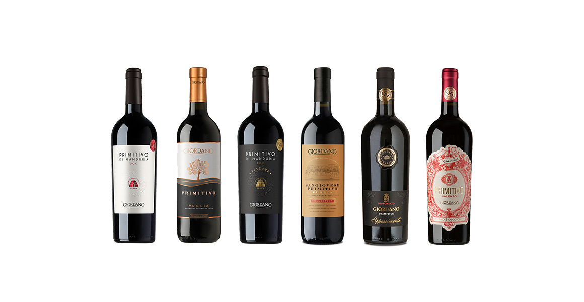 Primitivo Collection